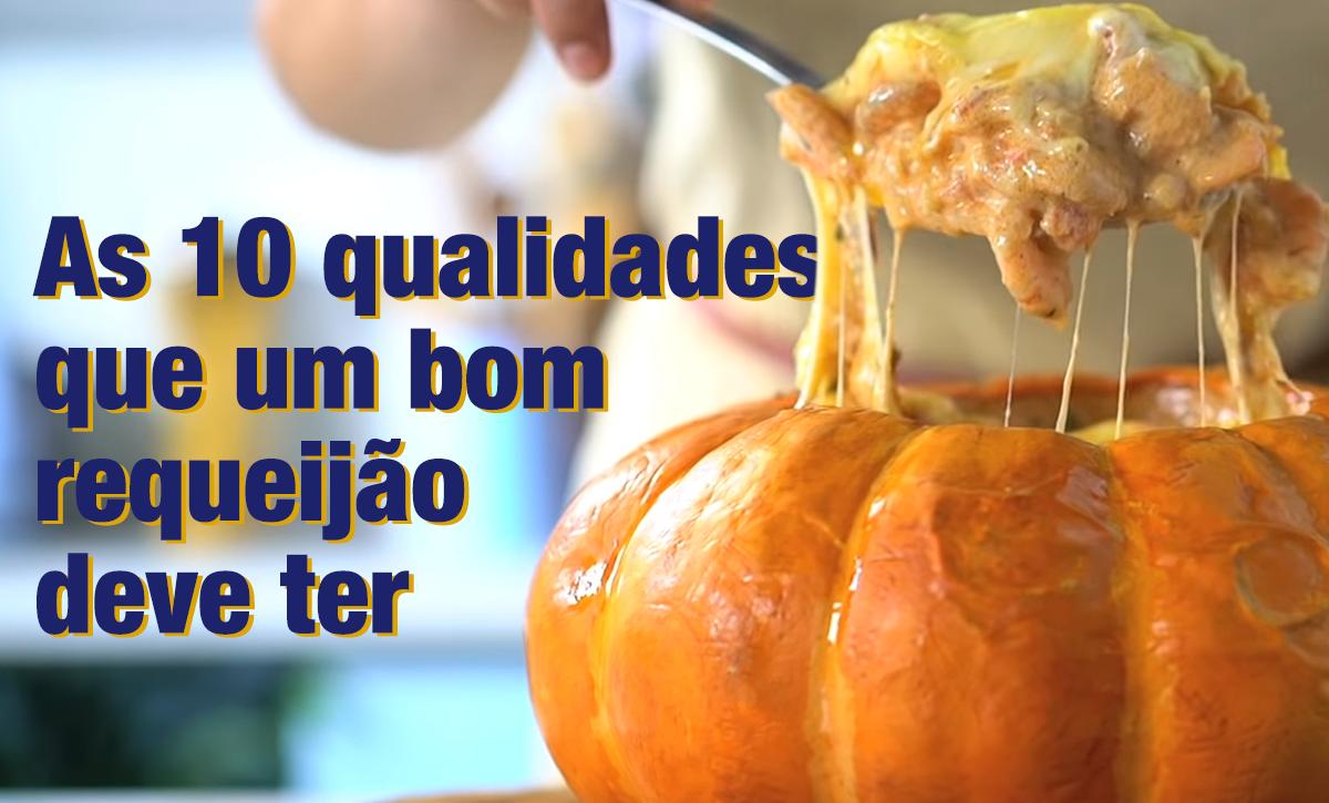 Produto tipicamente brasileiro, o requeijão pode ter vários formatos como o de corte, o culinário (envasado em bisnagas e muito utilizado por chefs) e o cremoso.
