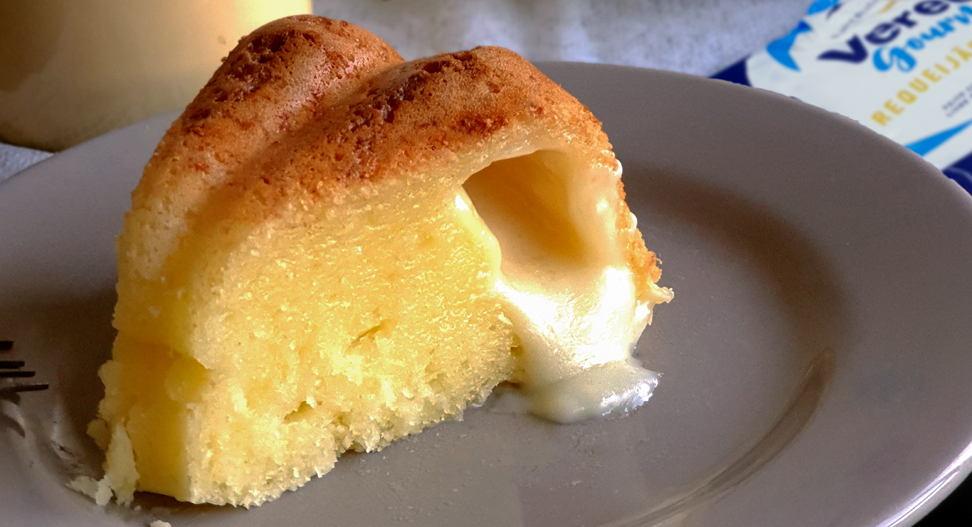 Bolo de Pão de queijo com requeijão Vereda Gourmet