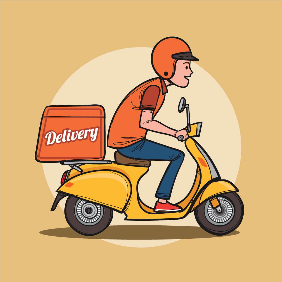 delivery coronavírus